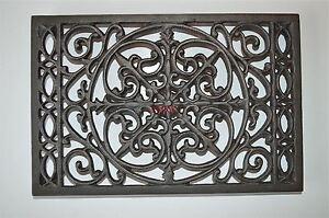 Beautiful-Victorian-design-cast-iron-trivet-kitchen-cooking-pot-holder-mat-TV1