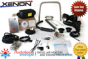 Autoterm-PLANAR-2D-Diesel-Air-Heater-MARINE-MEDIUM-Set-with-PU-22-controller