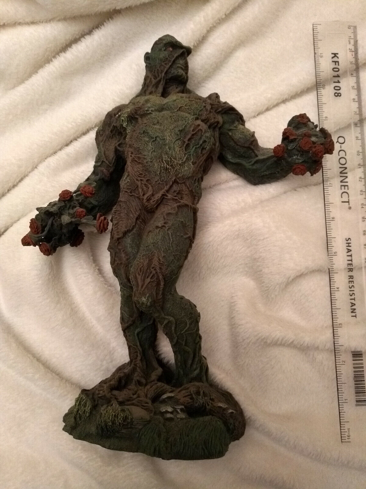DC direct 1998 Swamp Thing  full Größe Statue 0072