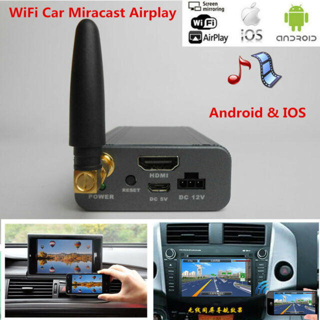 Toyota Rav4 13 14 15 Wifi Mirror Link Box Iphone Ios Airplay Android Miracast Consumer Electronics