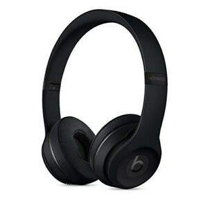 Beats-by-Dr-Dre-Solo3-Wireless-Headphones-Matte-Black-Brand-New