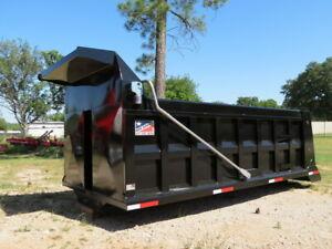 New Dump Body 15 Truck Box Heavy Duty 1 4 Floor Electric Tarp System Dump Bed Ebay
