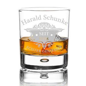 Details zu Personalisiertes Whiskyglas inkl. Gravur Wappen