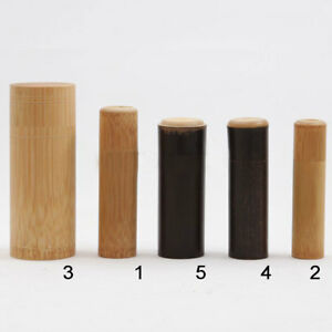 Wooden-Bamboo-Storage-Tea-Tube-Travel-Tea-Canisters-By-Handmade
