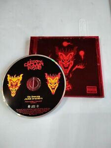 INSANE CLOWN POSSE THE AMAZING JECKEL BROTHERS CD VG+ 1999 Island PLAY TESTED