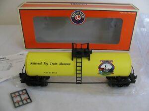 Lionel-O-O-27-Scale-TCA-National-Toy-Train-Museum-Modern-1-D-Tank-Car-6-52243