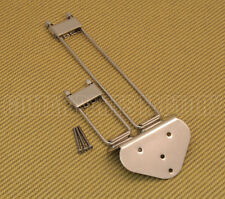 TP-0433-001 Frequensator Style Guitar  Trapeze Tailpiece Nickel Archtop Models