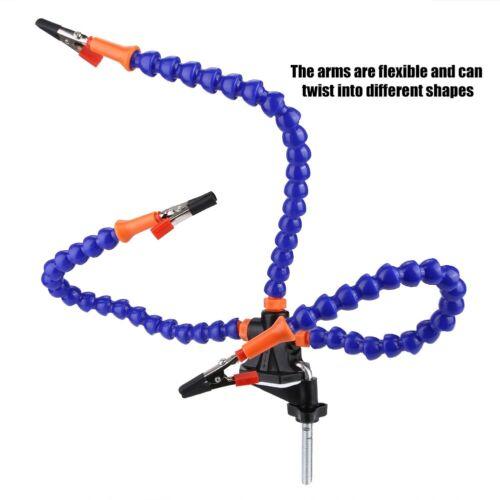 3-armiges flexibles Lötstation-Schweißhilfsklemmenwerkzeug für FPV Racing