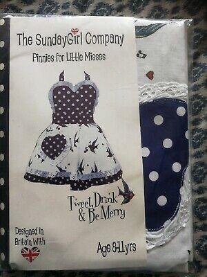 Cordiale Pinnies Per Pochi Misses Il Sunday Girl Company Nuovo Sigillato Età 8-11-mostra Il Titolo Originale