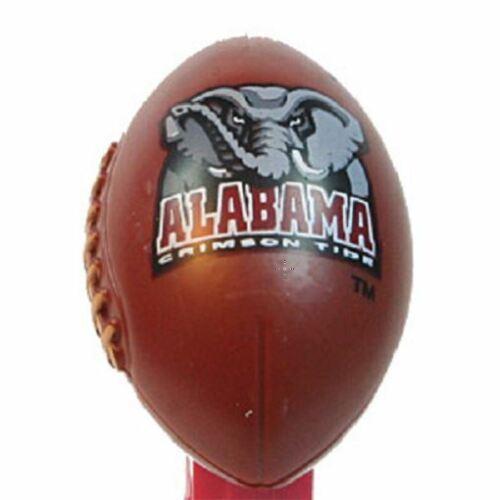 2005 RELEASE Details about  /ALABAMA CRIMSON TIDE FOOTBALL PEZ LOOSE