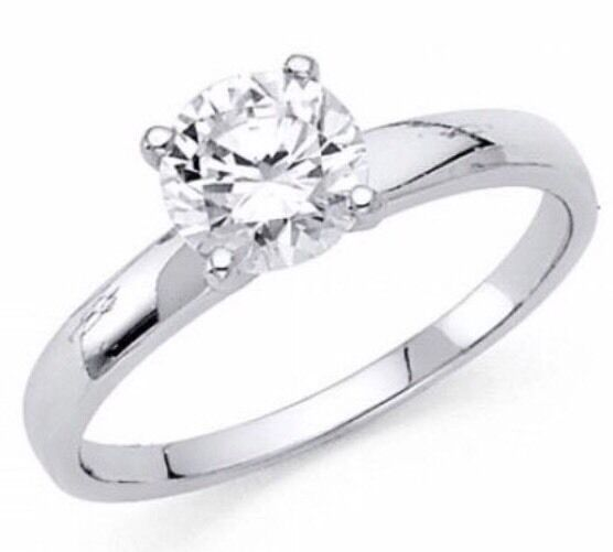 solitaire upon products certified carat ring diamond a engagement j once princess