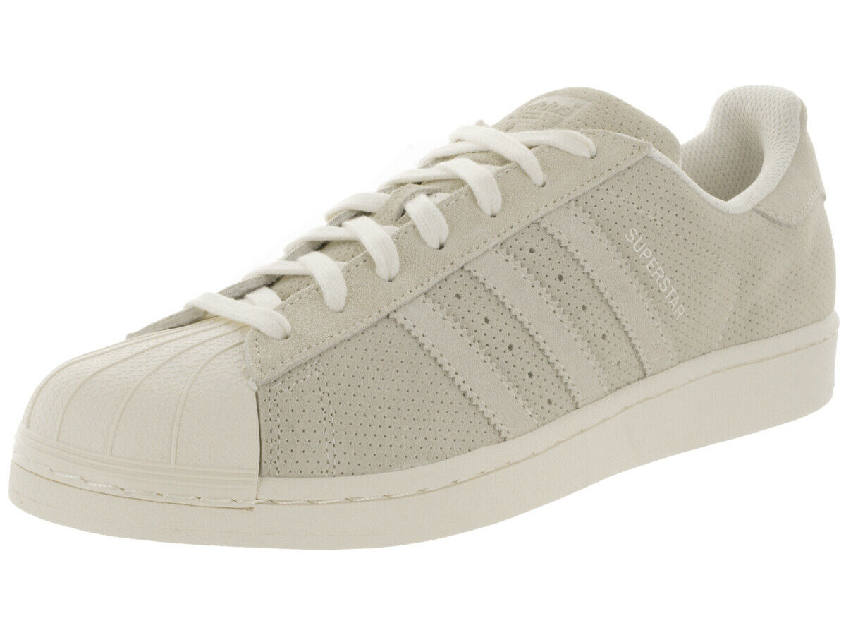 Adidas Men's Superstar Rt Originals Cwhite Cwhite Cwhite Basketball shoes 13 Men