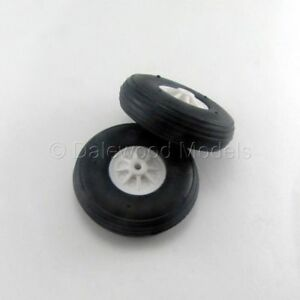 40mm-Wheels-with-Eva-Rubber-Tyres-RC-Model-Plane-Approx-1-5-034