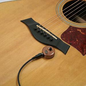 KREMONA-UP-2-Acoustique-Instrument-Soundboard-Piezo-Pickup-Guitare-Ukulele-Banjo-Cajon