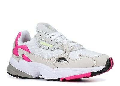 Adidas Falcon Grey Og Pink Kylie Jenner Cm8537 Women Shoes Last