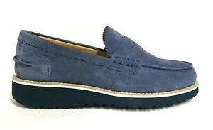 Exton Jeans 5102 College Shoes Uomo Camoscio Mocassini Scarpe 2019 Estate Casual Sxf1p1