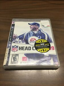 NFL-HEAD-COACH-09-PS3-Playstation-3-Complete-with-Manual