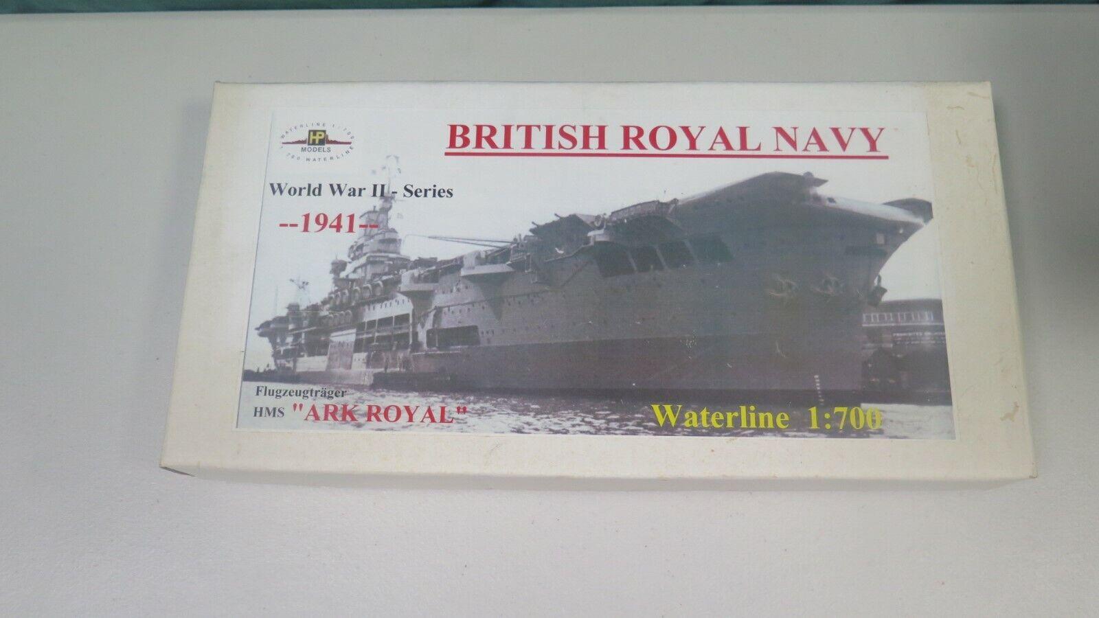 Trumpeter 6713 HMS Ark Royal 1939 in 1:700