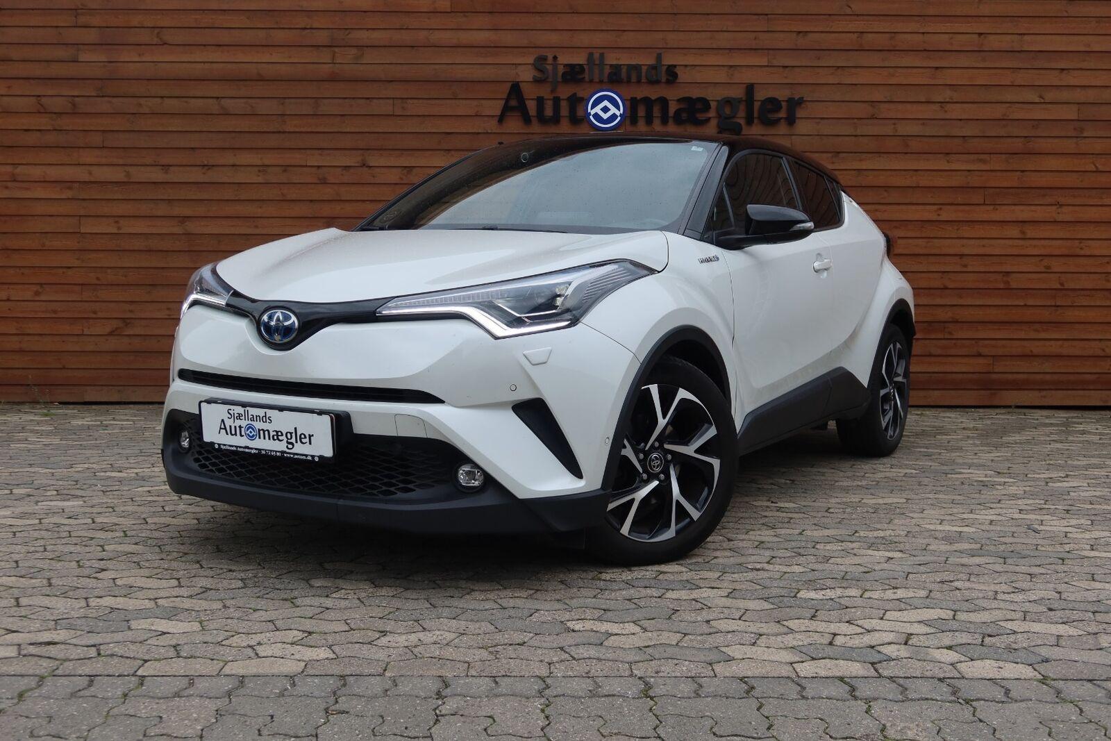Toyota C-HR 1,8 Hybrid First Edition CVT 5d - 215.000 kr.