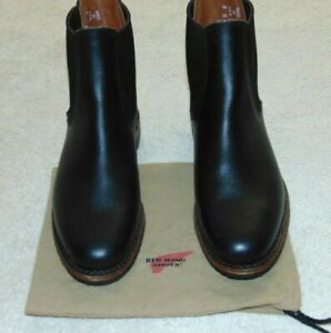 NEW  Red Wing 9438 Featherstone Williston Chelsea Boots 8D  Made in USA  $450