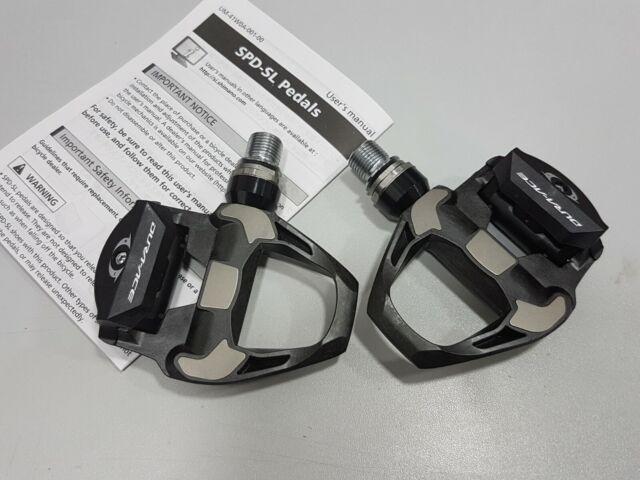 Shimano Dura Ace IPDR9100 Carbon Spd-sl Road Bike Pedal for sale online