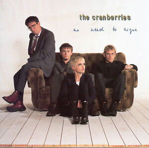 No Need to Argue - The Cranberries (CD, Oct-1994, Island (Label)