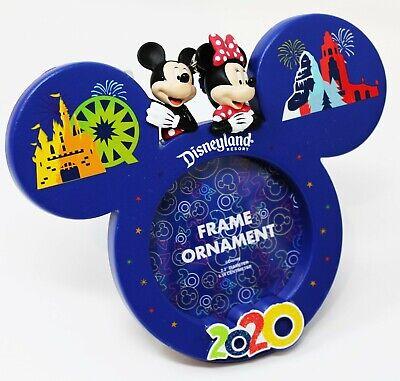 Disney Parks 2020 Disneyland Park MICKEY /& MINNIE Christmas Ornament LIGHT UP