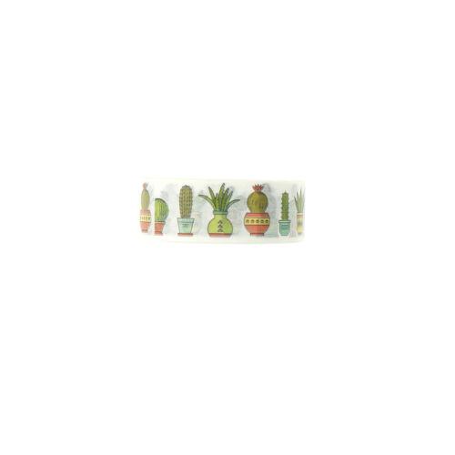 Washi Tape Cactus Plants Scrapbooking Tools Masking Tape Diy Decor Tapes RS