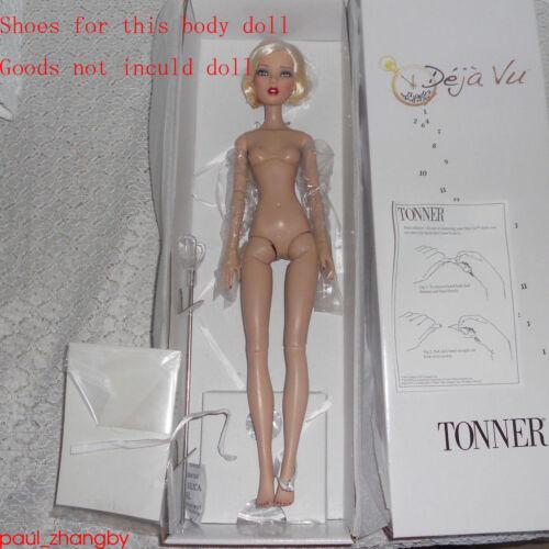 Tonner Doll red shoes Deja vu Birla Anne Penelope Gerard Aahmas Emma Jean 04