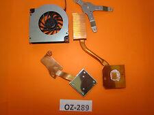 Toshiba SM30-841 Kühler + Lüfter #OZ-289
