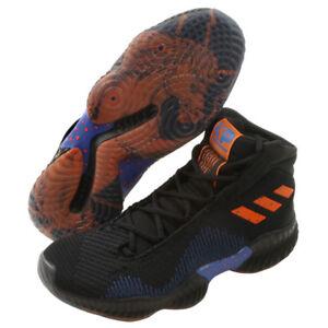 724f2106158cc adidas Pro Bounce 2018 Men s Basketball Shoes NBA Casual Black ...