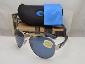 de9b37f0bf1 Costa Del Mar SOUTH POINT (SO 21 OGP) Palladium W  Black Temples ...