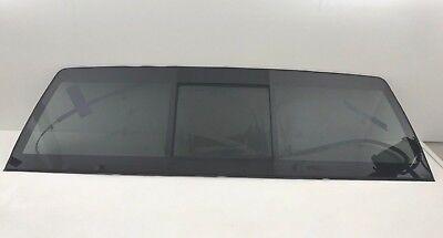 Fits 99-07 Ford F Series Super Duty Sliding Rear Back Window Glass Slider USA