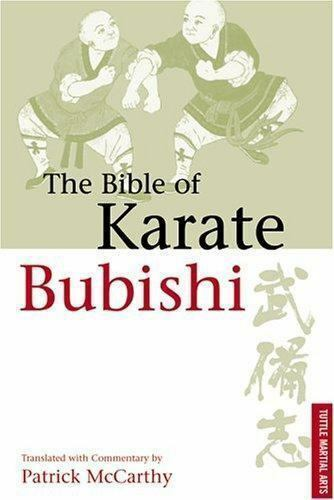 The Bible of Karate : The Bubishi by Periplus Editors (1995, Paperback)