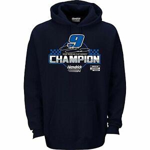 Chase Elliott NASCAR Logo Hooded Sweatshirt