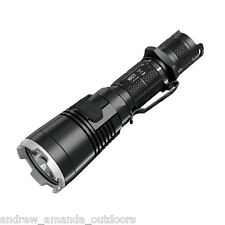 Nitecore MH27 Rechargeable Cree XP-L HI V3 LED Flashlight 1000 Lumens