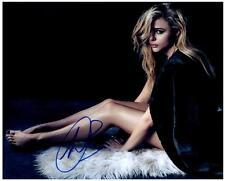 Chloe Grace Moretz Autographed Signed 8x10 Photo Picture Pic + COA