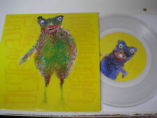 "Destroy This Place / Hospital Garden - split 7"" EP new clear vinyl download code"