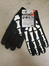 Sas Safety Corp 6730-02 Raised TPR Skeleton Bone Medium Impact Gloves