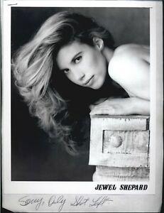 Jewel Shepard - 8x10 Headshot Photo with Resume - The