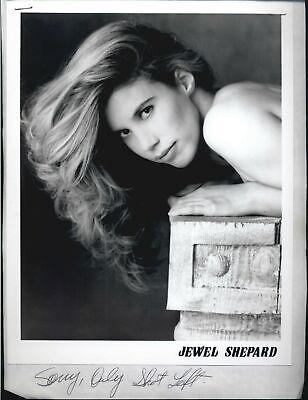 Jewel Shepard - 8x10 Headshot Photo w/ Resume - Return of