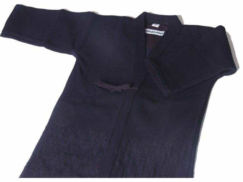 Gi Deluxe wash Double Layer für Kendo Iaido Aikido    | Leicht zu reinigende Oberfläche  | Hohe Qualität und Wirtschaftlichkeit  814e3c
