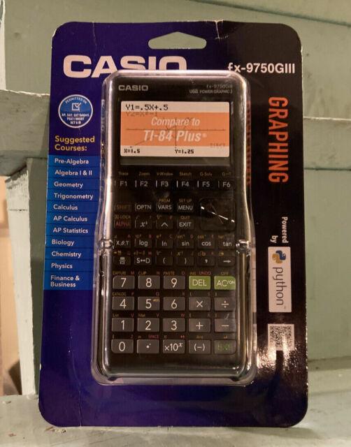 CASIO fx-9750 GIII Graphing Calculator Brand NEW Sealed
