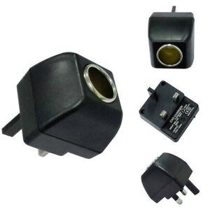 Cigarette-Lighter-Socket-220V-Plug-to-12V-DC-Car-Charger-Power-Adapter