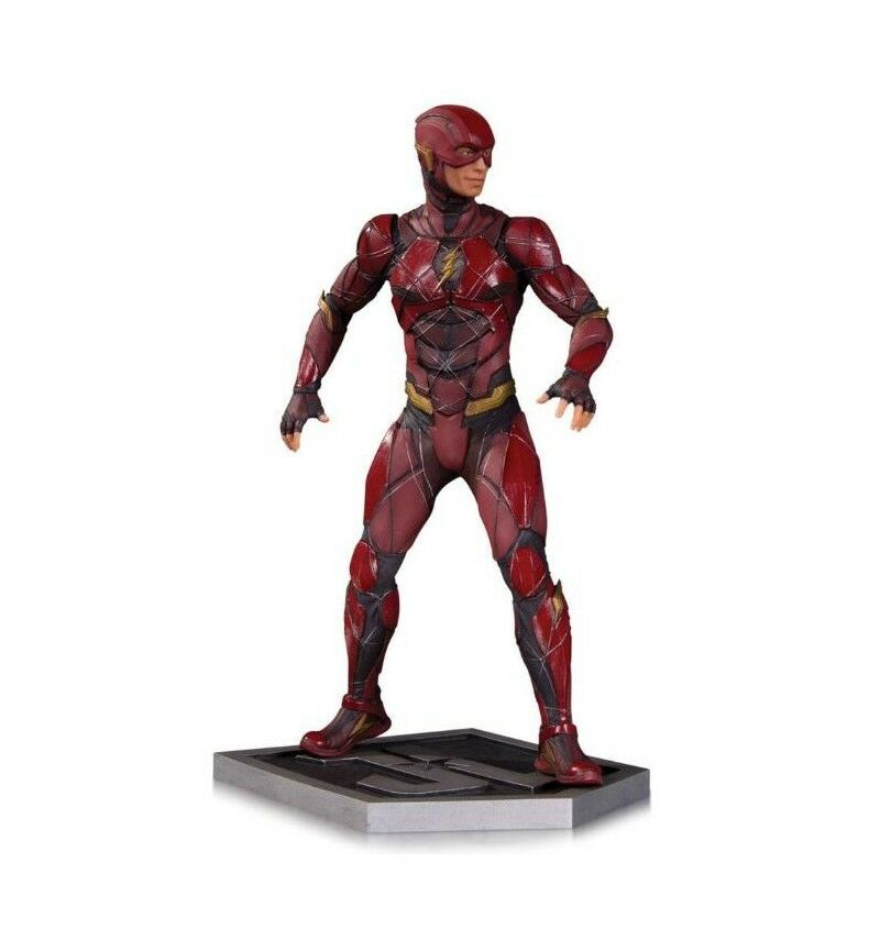 Dc Comics Justice  League Movie Statua il Flash 32 CM  migliore vendita