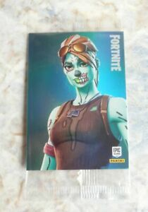 Trading Cards FORTNITE Serie 1 HOLO: GHOUL TROOPER # 214, factory sealed