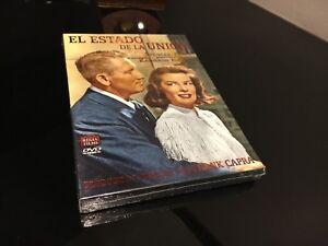 EL-ESTADO-DE-LA-UNION-DVD-SPENCER-TRACY-KATHERINE-HEPBURN-PRECINTADA-NUEVA