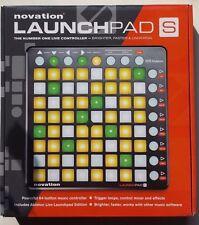 Novation Launch Pad S-64 Ableton USB MIDI PAD CONTROLLER Ableton DJ Equipment