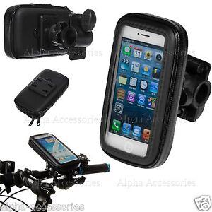 Mobile-WaterProof-Bicycle-MotorBike-Bike-Handle-Bar-Case-Holder-For-Cell-Phones