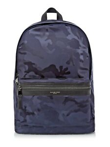 MICHAEL-KORS-MENS-KENT-NYLON-ARMY-INDIGO-CAMOFLAUGE-BACKPACK-BOOKBAG